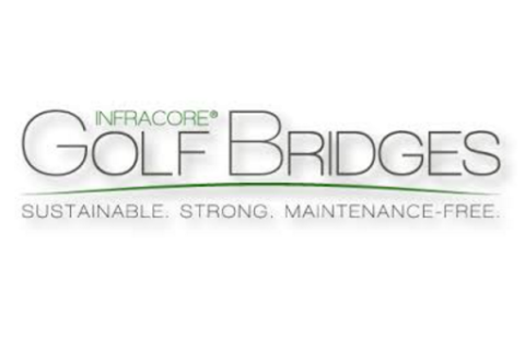 InfraCore Golf Bridges by FiberCore USA